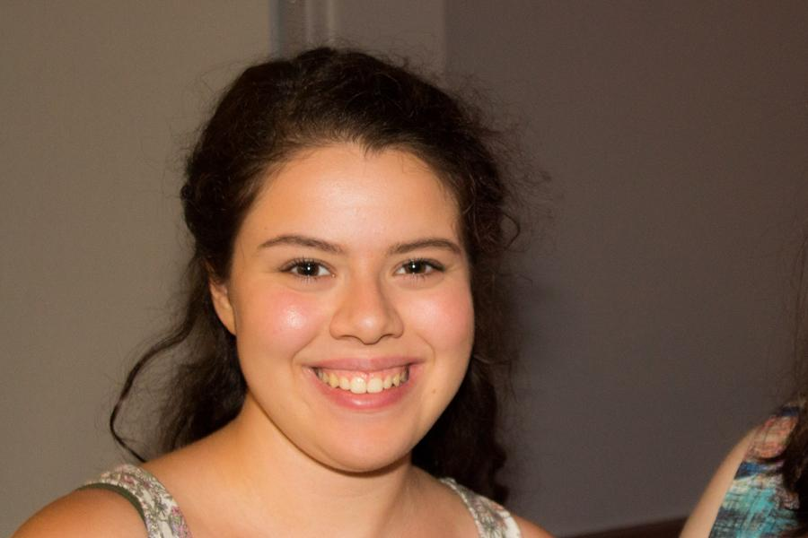 Westford Academy Alumni, Marina White, does all she can to educate on asexuality.