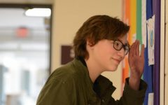 Student speaks out on queer issues