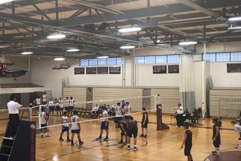 WAVB falls 3-0 to Newton-South