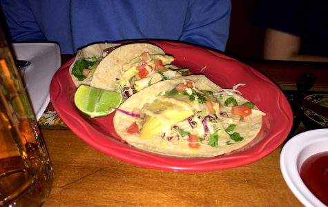 Cancun Mexican Restaurant's Fish Tacos