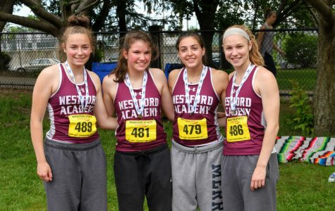 Relay team reflects on successful season