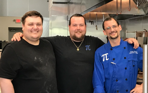 Staff of Pita with owner Dan Lyons (Center).