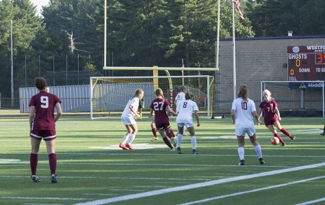WA Girls' Soccer powers ahead of CC 3-0