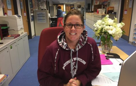 Welcoming Amy Moore to Westford Academy