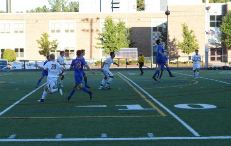 Photos: Boys' Soccer ties Newton-South 2-2