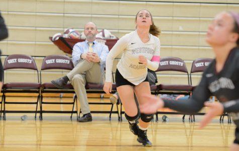 WA Girls' Volleyball defeats Lincoln-Sudbury