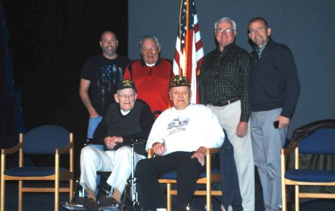 WA welcomes local veterans in honor of Veteran's Day