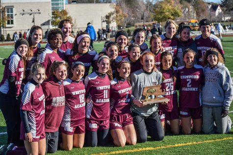 Girls' Soccer beats Central Catholic 1-0 in MIAA Division 1 Tournament