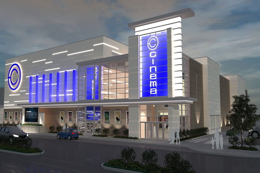 O'neil Cinemas, the new movie theater in Littleton at the Point