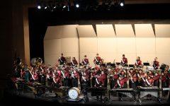 Photos: WA Band performs at Winter Concert