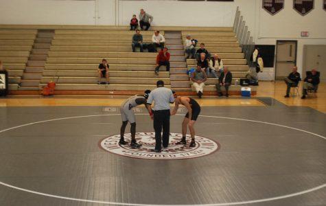 Photos: WA Wrestling vs. Wayland