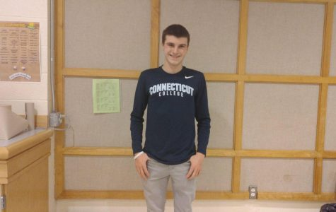 Mullen runs to Connecticut College