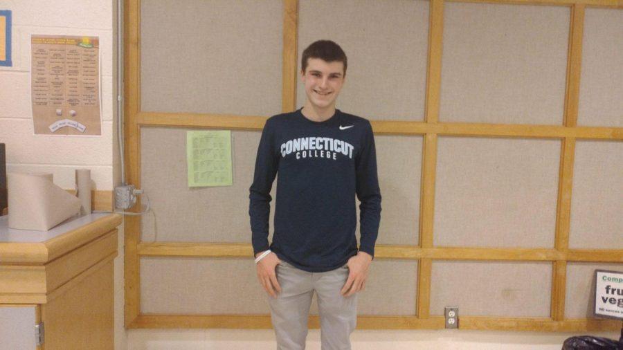 Mullen runs to Connecticut College