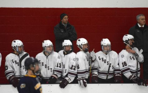 Photos from WA Boys' Varsity ice hockey game against Andover