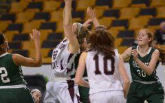 Girl's Basketball falls to Wachusett at TD Garden