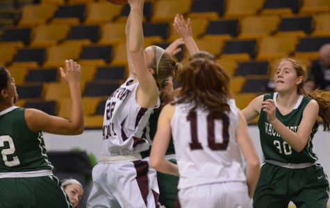 Girl's Basketball falls to Wachusett at TD Garden