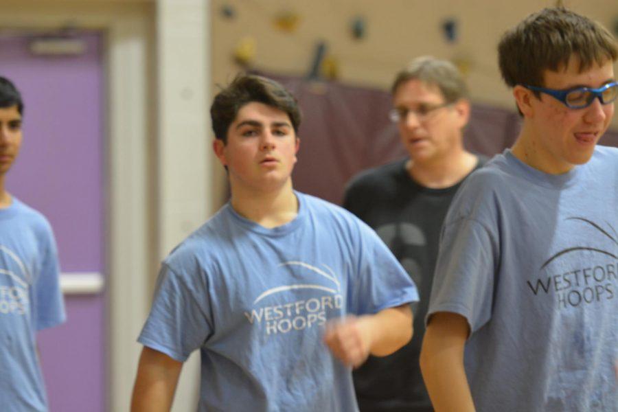 Sophomore+Josh+Donaruma+of+Fort+Wayne+gets+in+the+handshake+line+after+the+game.+