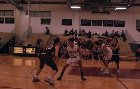 Photos: Varsity Boys' Basketball wins vs. Weston [54-39]