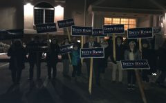 Terry Ryan continues campaign at candidates forum