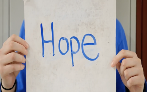 Students work on PSA amidst racial issues