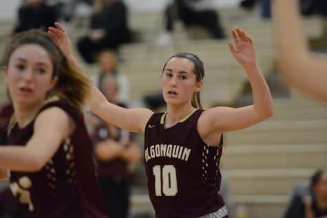 WA dominates Algonquin at sectional quarterfinals