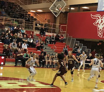WA Girls' Basketball edges Shepherd Hill in central semifinals