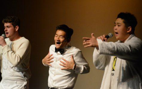Students show their unknown skill at WA's Got Talent