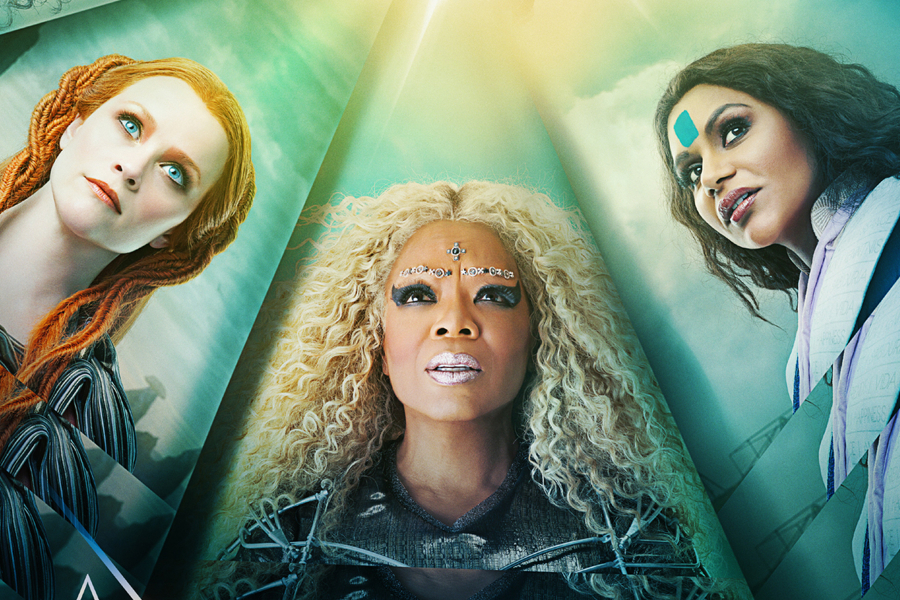 The new Wrinkle In Time movie .