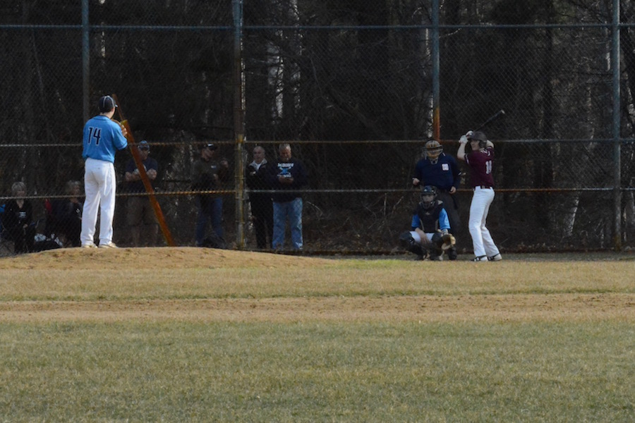 Westford+Academy+looks+to+wear+down+Dracut+and+score+some+runs.