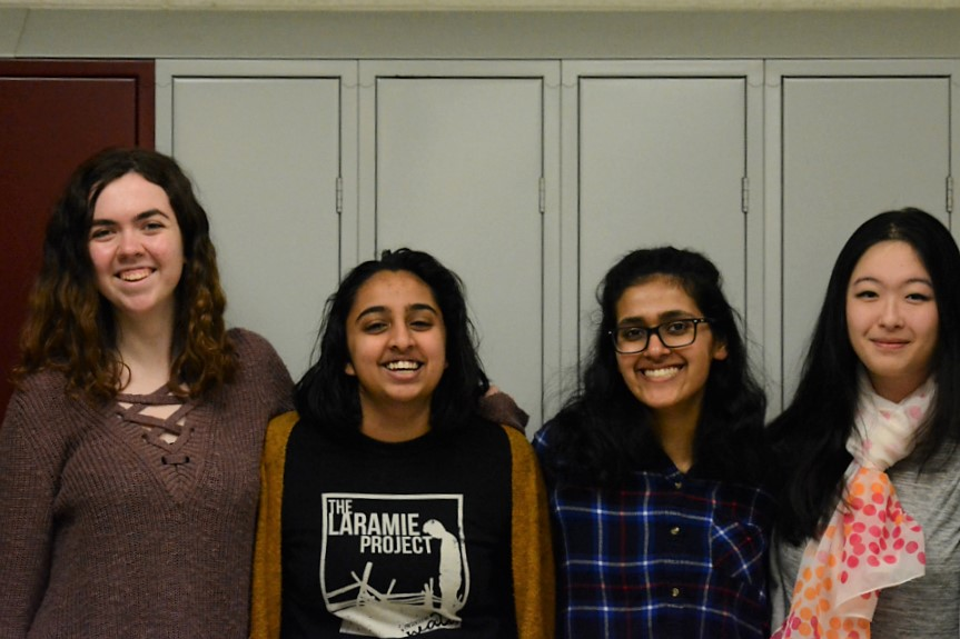 Activist students reflect on equality, growth, and change