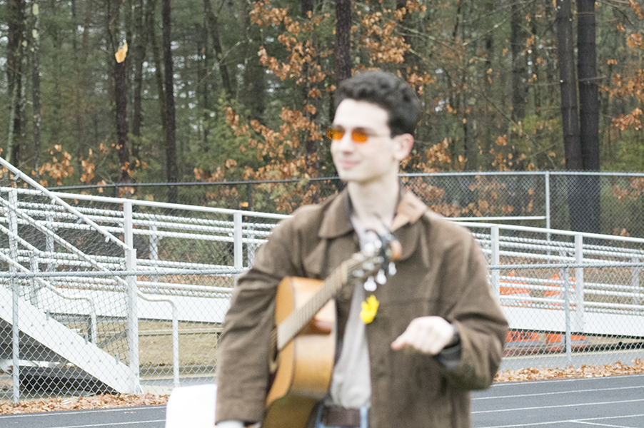Senior%2C+Anthony+Cammalleri+with+his+guitar.+