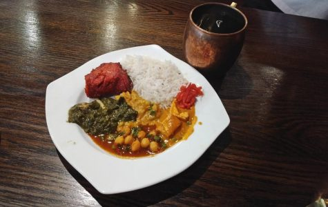 Masala Bay curries up a lunch