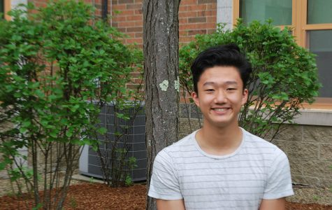 Zhu acknowledged as salutatorian