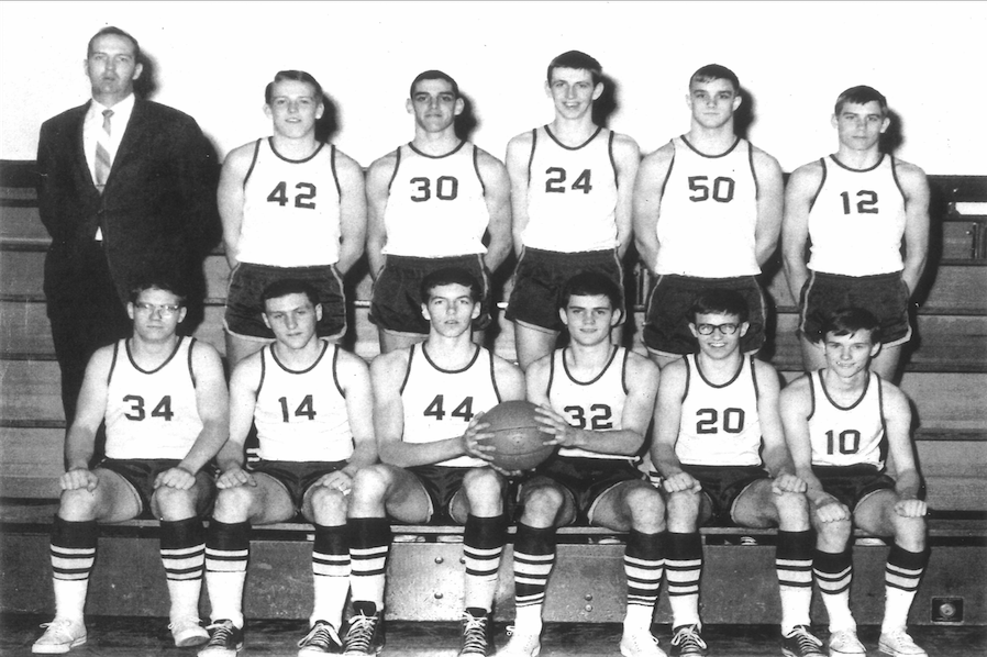 The+1968+WA+basketball+team