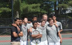 WA Boys' Tennis suffers shutout to Lexington