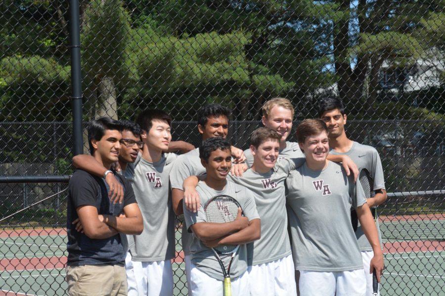The+WA+boys%27+tennis+team.