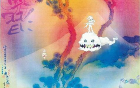 'KIDS SEE GHOSTS' explores different areas
