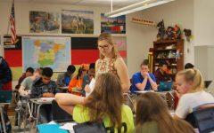 New German teacher returns to her high school