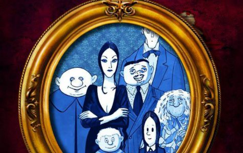 The Addams Family set to premiere Halloween night