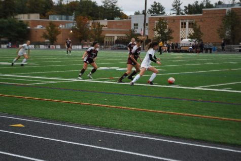 Girls' Field Hockey falls to Acton-Boxborough