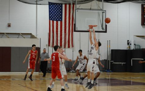Boys' Varsity Basketball falls to Waltham