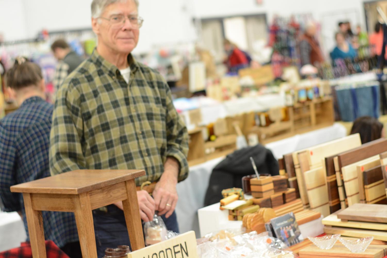 An+artisan+soap+vendor+selling+his+craft.