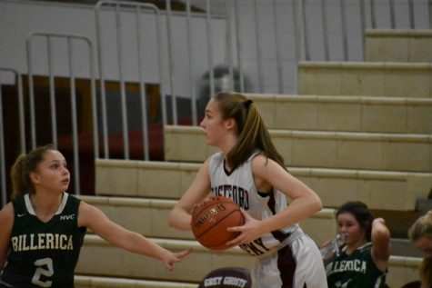 Girls' basketball comes out on top against Billerica