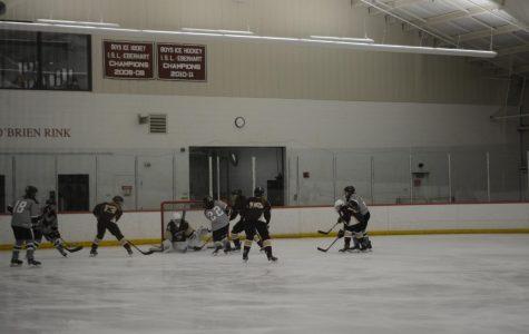 Photos: Girls' hockey ties Concord Carlisle