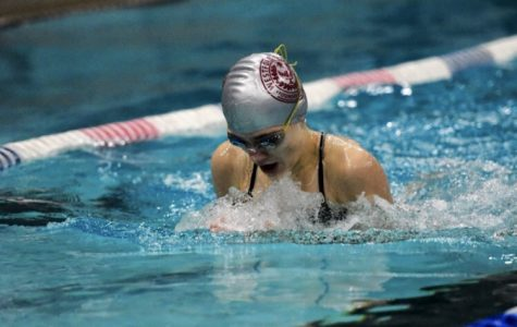 Svoboda swims her way to excellence