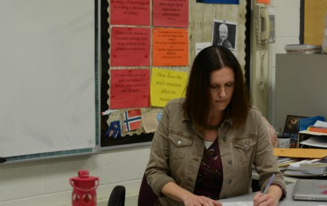 Teachers face their own stressors