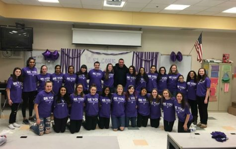 Herren speaks to community