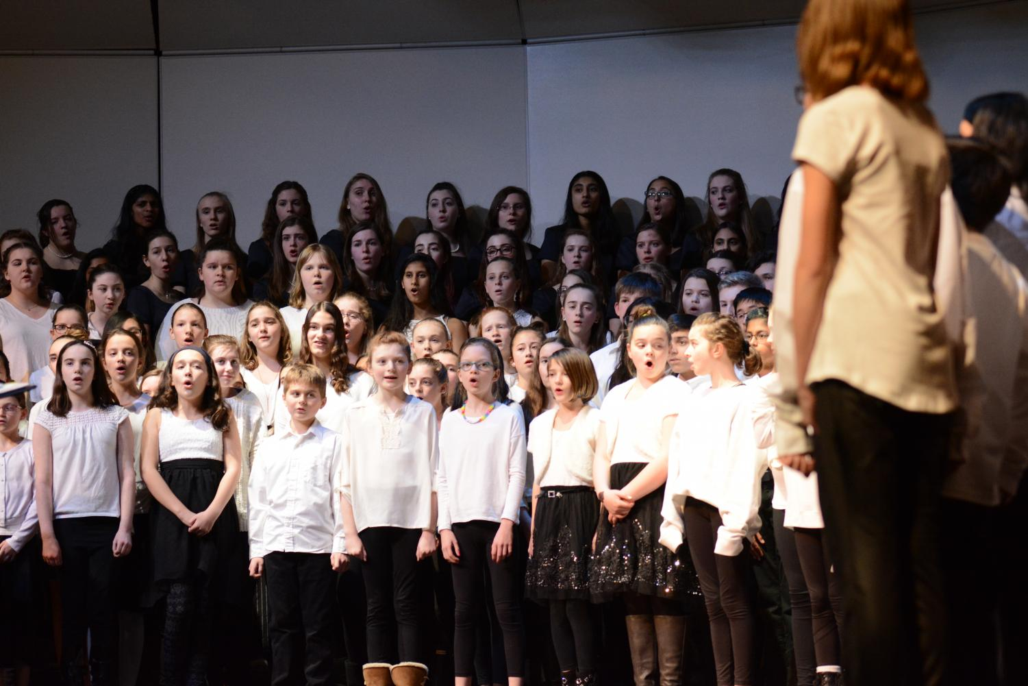 Photos: Choirs of Westford perform remarkably at the Town-Wide Vocal Night