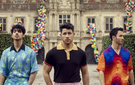 The Jonas Brothers return with single 'Sucker'
