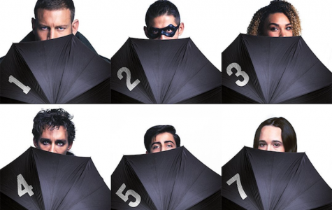 The Umbrella Academy is the show of the season